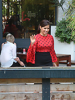 Celebrity Spotting Southbank London 23 June 2014