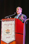 "Oct. 9, 2012 - Hempstead, New York, U.S. - DOUGLAS BRINKLEY, author, journalist and historian, speaks at Hofstra University about ""The Evolution of U.S. Presidential Debates: From G. Washington to B. Obama"" This lecture is part of ""Debate 2012 Pride Politics and Policy"" a series of events leading up to when Hofstra hosts the 2nd Presidential Debate between Obama and M. Romney, on October 16, 2012, in a Town Meeting format."