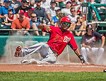 2015-03-21 MLB: Nationals at Braves Spring Training