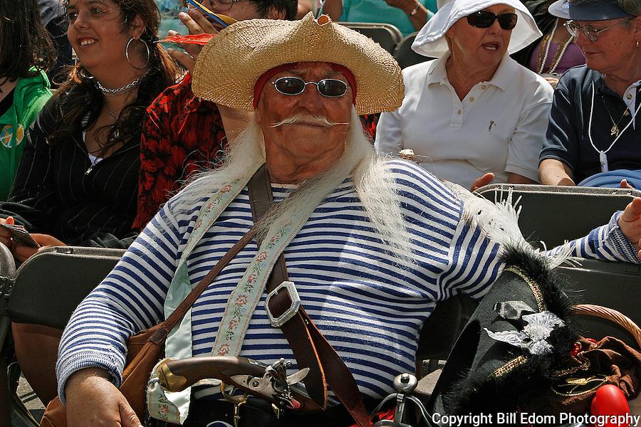 A Happy Pirate