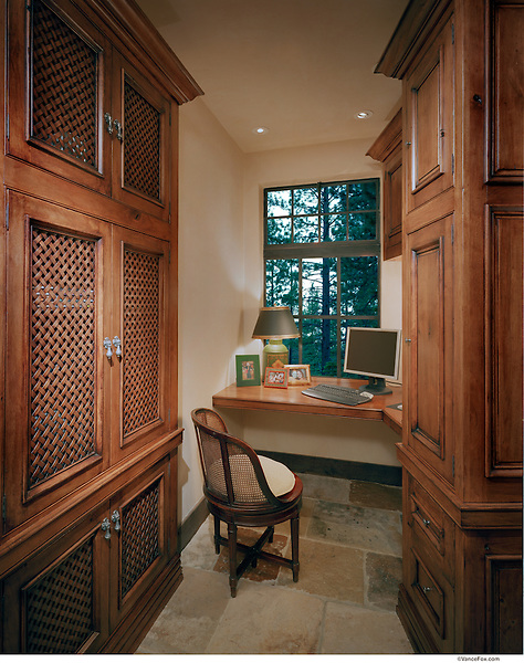European Style Residential Home by John Brink Construction and MWA Architects in Lahontan, Truckee, Ca