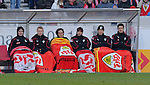 Fussball Bundesliga 2010/11, 15. Spieltag: VFB Stuttgart - 1899 Hoffenheim