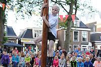 MASTKLIMMEN: AKKRUM: 02-07-2016, FK Mastklimmen, ©foto Martin de Jong