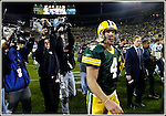 ..The Green Bay Packers hosted the Tennessee Titans at Lambeau Field in Green Bay, Monday, October 11, 2004. WSJ/Steve Apps.