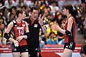 Masayoshi Manabe Japan Women's Volleyball Team Head coach (JPN),.MAY 23, 2012 - Volleyball : FIVB the Women's World Olympic Qualification Tournament for the London Olympics 2012, between Japan 1-3 Korea at Tokyo Metropolitan Gymnasium, Tokyo, Japan. (Photo by Jun Tsukida/AFLO SPORT) [0003].