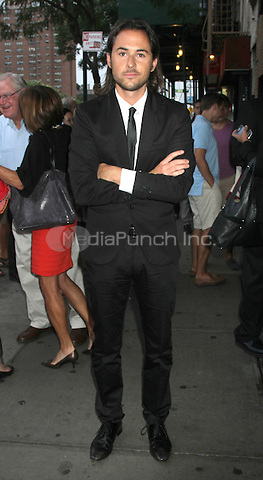 NEW YORK CITY, NY - August  01, 2012: Lee Toland Krieger at the screening of 'Celeste and Jess Forever' at the Sunshine Landmark Theater in New York City. © RW/MediaPunch Inc.
