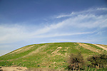 Tel Rehov in Beth Shean Valley