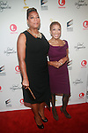 Dana Elaine Owens (Queen Latifah) and Rita Owens attend the world premiere of the Lifetime Original Movie Event, Steel Magnolias held at the Paris Theater, NY  10/3/12