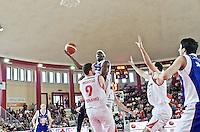 Teramo Basket vs Bennet Cantù