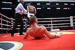 Eleider Alvarez gano por ko fulminante a Lucien Bute en el asalto 5 Centre Vidéotron de Quebec City en Montreal
