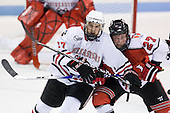 Steve Silva (Northeastern - 17), Marty O'Grady (RPI - 27) - The visiting Rensselaer Polytechnic Institute Engineers tied their host, the Northeastern University Huskies, 2-2 (OT) on Friday, October 15, 2010, at Matthews Arena in Boston, MA.