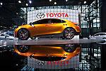 International Auto Show 2013 in New York