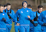 St Johnstone Training 03.02.17