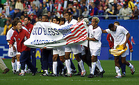 USMNT vs Jamaica, 2001 in Foxboro, MA, October 7, 2001.