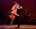 London, UK. 26.01.2015. Tango Fire presents FLAMES OF DESIRE, at the Peacock Theatre. © Jane Hobson.