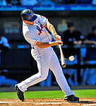 7 March 2009: New York Mets' outfielder Bobby Kielty in action during a Spring Training game against the Washington Nationals at Tradition Field in Port St. Lucie, Florida. The Nationals defeated the Mets 7-5 in the Grapefruit League matchup. Mandatory Photo Credit: Ed Wolfstein Photo