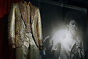 May 12, 2010 - Tokyo, Japan - King of Pop's Victory Tour costume is on display at the 'Michael Jackson - The official Lifetime Collection' exhibition, in a hall at the foot of Tokyo Tower, Tokyo, Japan, on May 12, 2010. More than 280 items of Michael Jackson memorabilia including crystal-studded gloves and favorite 1967 Rolls Royce are on display until July 4.  (c) MICHAEL JACKSON ESTATE.