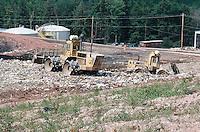 LANDFILL<br /> Bulldozers Compact &amp; Layer Refuse<br /> Sullivan County, NY