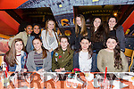 Caoimhe  Moore, Kileen Tralee, celebrates her 16th birthday with friends at Ristorante Uno on Friday Front l-r Cara Segal, Ciara Darcy, Caoimhe  Moore, Sarah Hoare, Jordan Quillinan, Back l-r Rayan Hassan, Sherraya O'Connell, Ciara Boyd, Emily Malloy, Michelle Doody, Evelyn Hayes