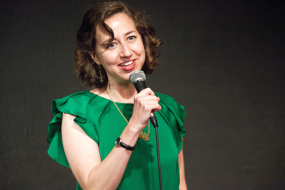 Kristen Schaal - Whiplash - May 7, 2012 - UCB Theater - New York