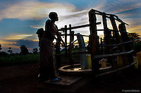 Uganda, Water to Thrive, Lifeline Fund, 2013