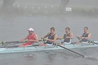 007 RDG ..Reading Rowing Club Small Boats Head 2011. Tilehurst to Caversham 3,300m downstream. Sunday 16.10.2011