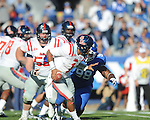 Ole Miss vs. Kentucky at Commonwealth Stadium in Lexington, Ky. on Saturday, November 5, 2011. ..