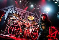 FEB 11 Anthrax at Brooklyn Bowl in Las Vegas, NV