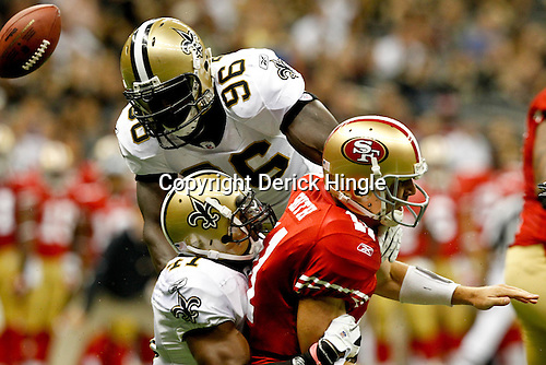 Saints Kickoff Preseason Against 49ers