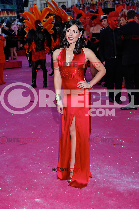 "Fernanda Brandao attending the ""20th Life Ball"" AIDS Charity Gala 2012 held at the Vienna City Hall. Vienna, Austria, 19th May 2012...Credit: Wendt/face to face /MediaPunch Inc. ***FOR USA ONLY**"