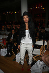 Singer Wynter Gordon-Front Row-Boy Meets Girl By Stacy Igel At New York Fashion Week Style360, NY   2/13/13