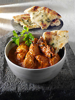 Murgh Makhani or butter chicken curry Indian  food stock pictures, photos fotos & images