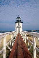 Brant Point lighthouse Nantucket, Massachusett