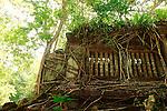 Library Ruins, Beng Melea, Cambodia