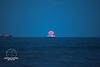 Full Moon at Virginia Beach Oceanfront