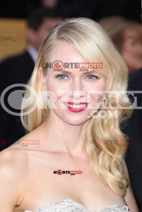 LOS ANGELES, CA - JANUARY 27: Naomi Watts at The 19th Annual Screen Actors Guild Awards at the Los Angeles Shrine Exposition Center in Los Angeles, California. January 27, 2013. Credit: MediaPunch Inc.