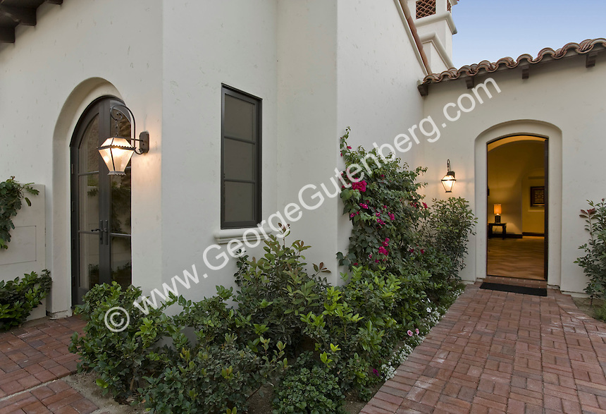 Stock photo of open door stock photo of residential for Buy guest house