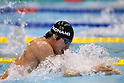 Takuro Fujii, .FEBRUARY 11, 2012 - Swimming : .The 53rd Japan Swimming Championships (25m) .Men's 100m Individual Medley Final .at Tatsumi International Swimming Pool, Tokyo, Japan. .(Photo by YUTAKA/AFLO SPORT) [1040]