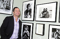 PHILADELPHIA, PA - SEPTEMBER 15: Bill Graham's son, Alex Graham pictured at the press preview of Bill Graham and the Rock and Roll Revolution at National Museum Of American Jewish History in Philadelphia, Pennsylvania on September 15, 2016  photo credit  Star Shooter/MediaPunch