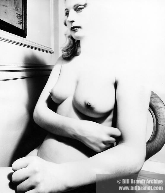Nude,  1950s.