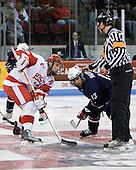 091010 - USA Hockey NTDP U18 at Boston University