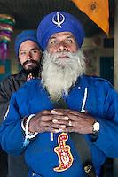 Sikhs at Hem Kund