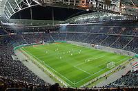 DFB Pokal 2011/12 2. Hauptrunde RasenBallsport Leipzig - FC Augsburg Die Red Bull Arena.