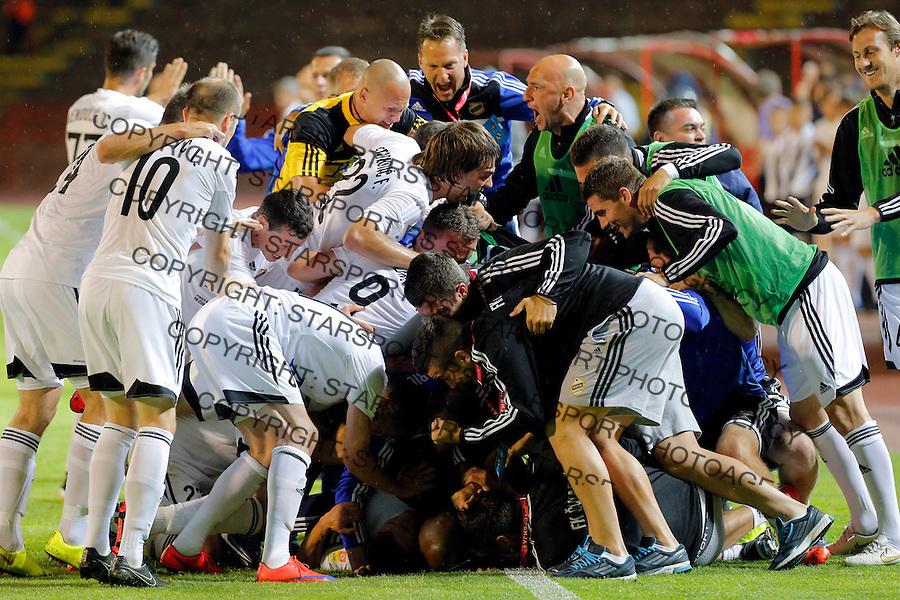 Slavoljub Srnic Kup Srbije, finale kupa Srbije 2014/2015, Cukaricki - Partizan Maj 20. 2015. Beograd, Srbija,  (credit image & photo: Pedja Milosavljevic / STARSPORT)