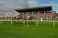 Evening race meeting in  Ballinrobe ...Pic Conor McKeown.