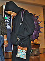 Will Smith, Willow Smith, Tokyo, Japan, May 7, 2012 : Willow Smith arrives at Haneda Airport in Tokyo, Japan on May 7, 2012.