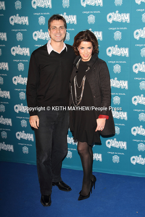 The 'Cirque Du Soleil: Quidam' opening night at the Royal Albert Hall, London on January 7th 2014 <br /> <br /> Photo by Keith Mayhew