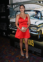 """LOS ANGELES, CA - May 9: Yvette Monreal, At Premiere Of BH Tilt's """"Lowriders"""", At The Regal Cinemas L.A. LIVE In California on May 9, 2017. Credit: MediaPunch"""