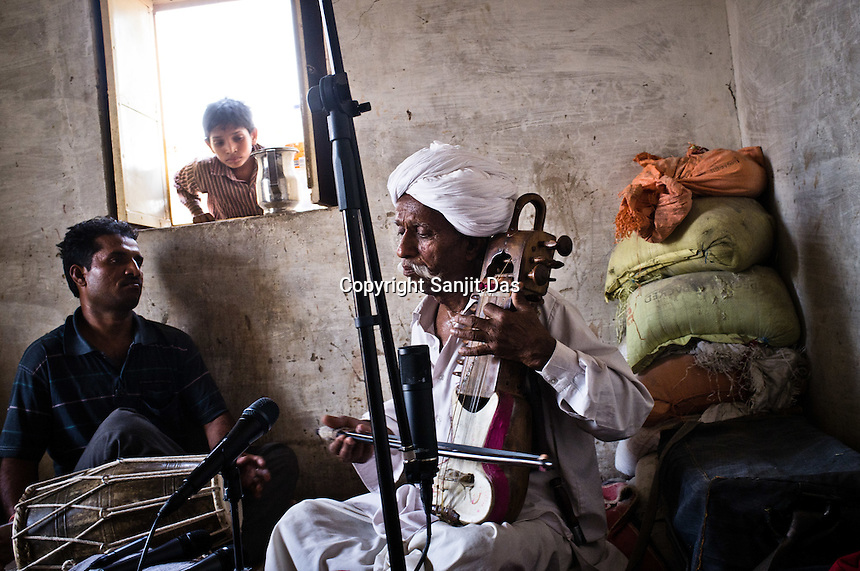 MANGANIYARS - Rajasthani folk musicians