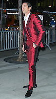 """NEW YORK CITY, NY, USA - FEBRUARY 26: Adrien Brody at the New York Premiere of Fox Searchlight Pictures' """"The Grand Budapest Hotel"""" held at Alice Tully Hall on February 26, 2014 in New York City, New York, United States. (Photo by Jeffery Duran/Celebrity Monitor)"""